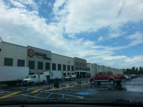 amazon fulfillment center tour in chester va scotto 39 s
